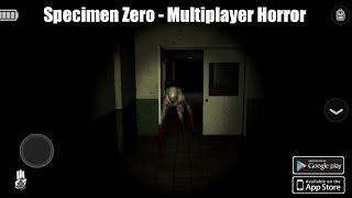 Specimen Zero - Multiplayer Horror  Gameplay(escape) screenshot 4