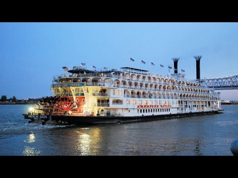 American Queen Steamboat Tour