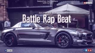 Hard Angry Battle Rap Instrumental Hip-Hop Beat