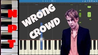 Tom Odell - Wrong Crowd - Piano Tutorial
