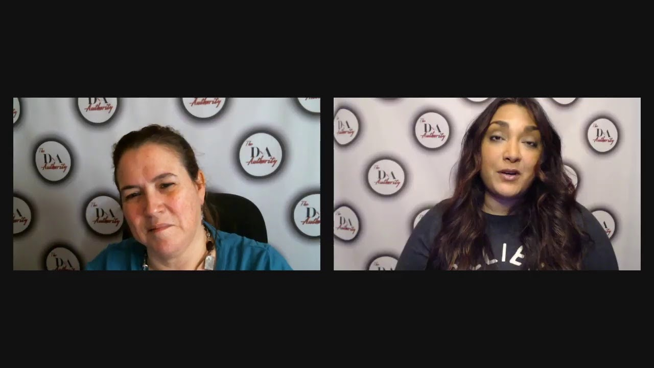 The DnA Authority with Dolly & Anita & Special Guest, John Roedel