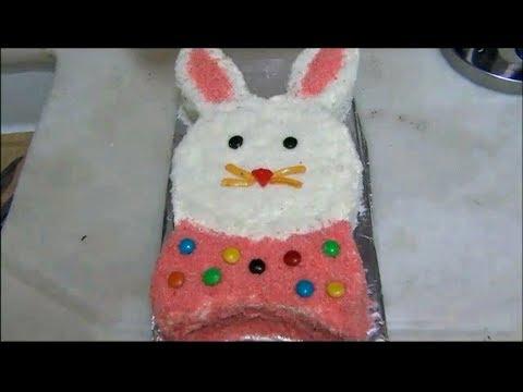 как приготовить торт зайчик