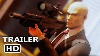 PS4 - HITMAN 2 Trailer Ghost Mode Gameplay (2018)