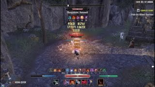 Magicka Nightblade 49k DPS Selfbuffed (without Siroria, with Thief) - Summerset