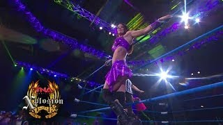 Xplosion Match: Velvet Sky vs. Madison Rayne