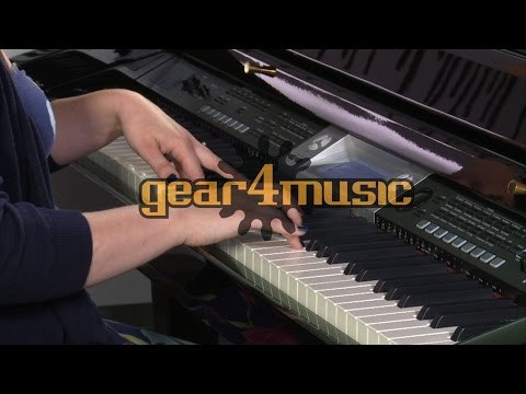 Minster Grand500 Digital Grand Piano by Gear4music