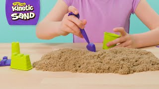 Kinetic Sand | Beach Sand Kingdom How To