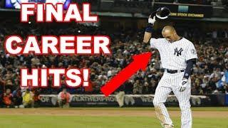 MLB   STARS FINAL CAREER HITS!   1080p HD