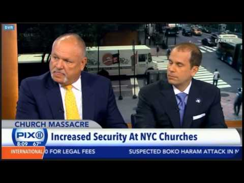 Cambridge Security Services on NY's PIX11 June 2015