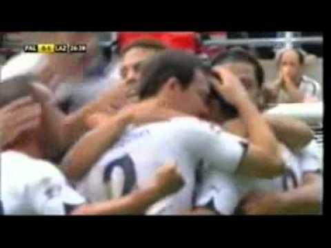 Palermo-lazio 0-1 Gol Andrè Dias +commeno di Guido De Angelis