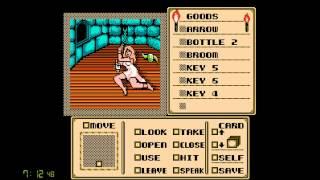 Shadowgate (NES) - Glitchless Speedrun (13:51)