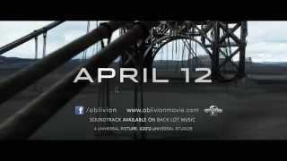 Обливион / Oblivion (TV ролик к фильму №2 HD)