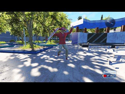 Skate 3 - SANTA MONICA PARK