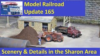 MRUV 165: Scenery & Details in Sharon