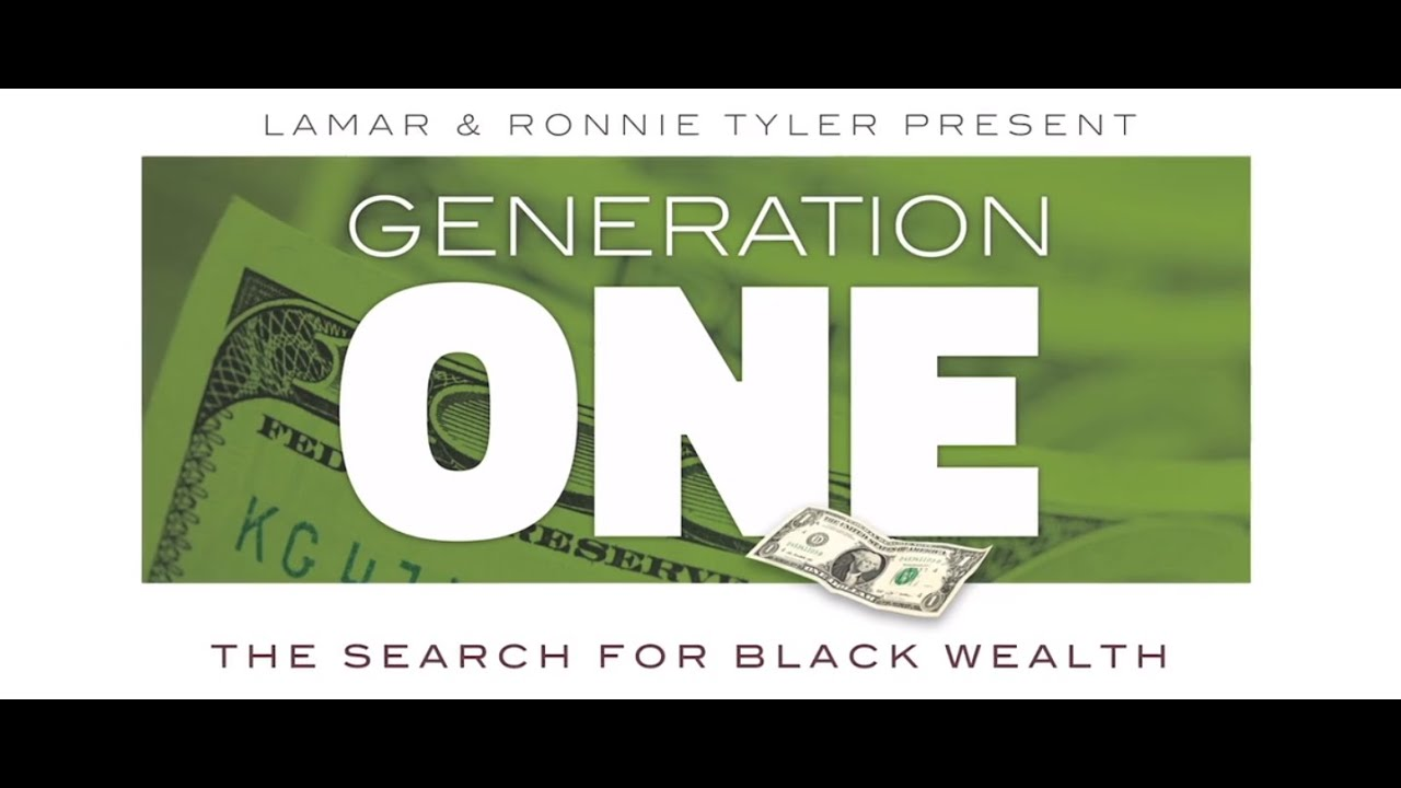 the lack of a generational wealth in the black community