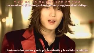 TVXQ (동방신기) - Magic Castle (마법의 성) MV [Sub Español + Hangul + Romanización]