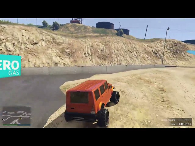 GTA Online Race: El Burro Loop Fwd - link in description