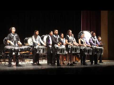 North High School Drum Line - Spring Concert