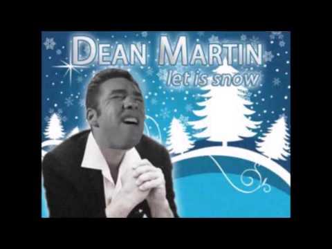 Dean Martin  Let it snow right♂version