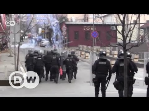 Grenzstreit zwischen Kosovo und Montenegro | DW Deutsch