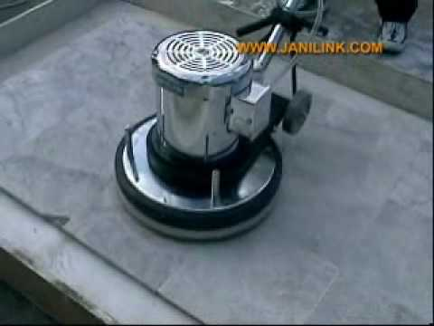 Janilink Marble Polishing Marble Floor Polishing Machines