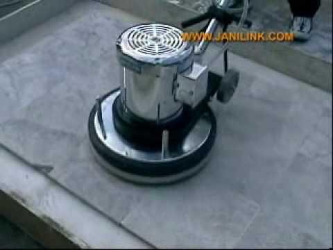Janilink Marble Polishing Marble Floor Polishing Machines