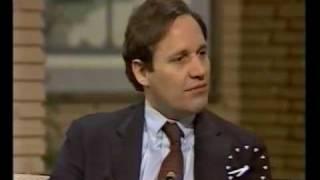 Bob Woodward on TV-am in 1985