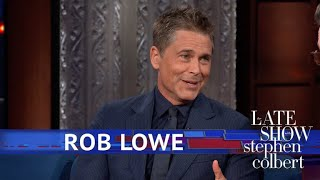 Rob Lowe Isn't Feeling The Oscars' New Best 'Popular FIlm' Category