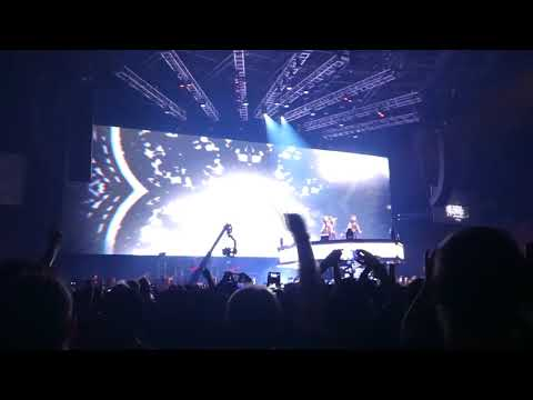 babymetal live @ the forum - shanti  - 10/11/19 california