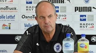 Der neue SF-Lotte-Trainer über Atalan, Spielidee und das Derby