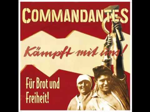 Commandantes - Für Brot Und Freiheit ! - Full Album - [2006]