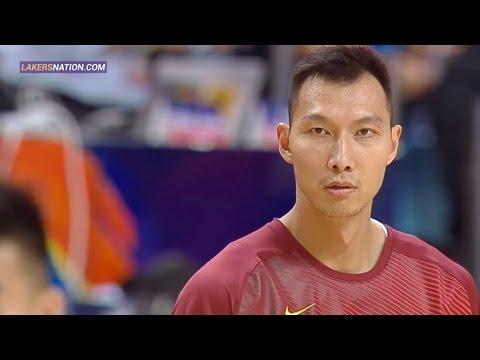 Yi Jianlian Highlights: NBA, China, Olympics