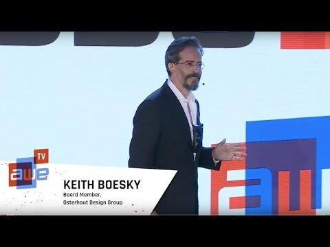 Keith Boesky (Osterhout Design Group) - ODG: AR is NOW.