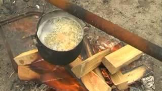 Рецепт приготовления ухи.  Рыбацкая кухня, fishing kitchen(, 2013-12-24T11:05:12.000Z)
