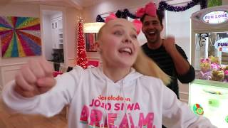 JOJO SIWA HOUSE TOUR AND SURPRISE BABY GIFT!