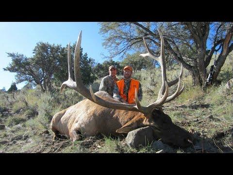 Utah Rifle Elk Hunt on Dutton Unit - Darren Newsom - MossBack