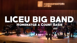 Liceu Big Band - A Warm Breeze (Homenaje a Count Basie)