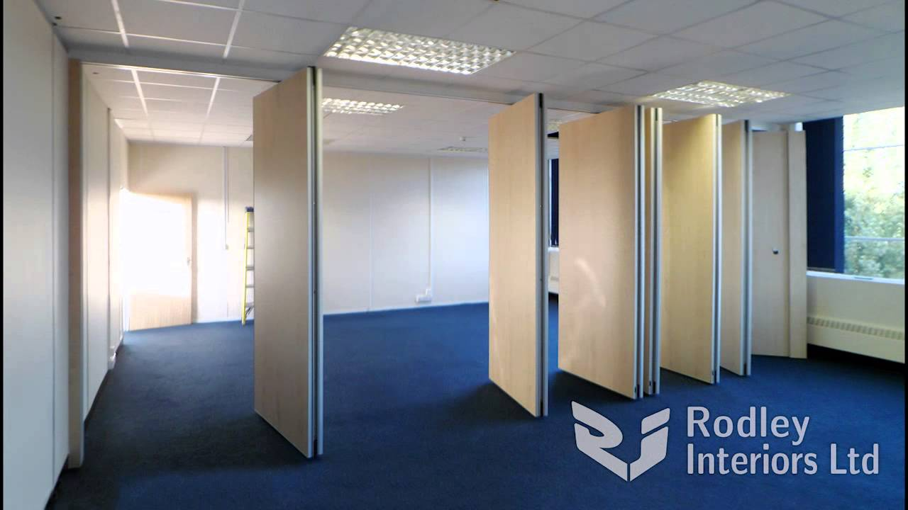 Movable Wall System To Easily Adapt Your Office Space