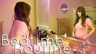 Get Ready For Bed With Me! - (QUICK Bedtime Routine)