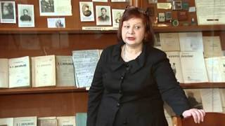[2-18] Музей-лаборатория «Я открываю мир книги» в библиотеке им. Н. А. Добролюбова