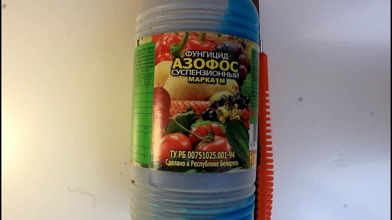удобрение азофос