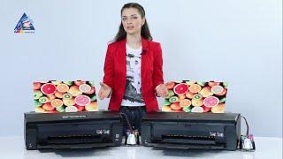 Сравнение Epson Artisan 1430 и Stylus Photo 1500W