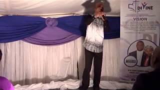 PASTOR MANQELE from Divine Fellowship