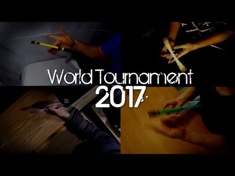 World Tournament 2017 | WT17 | The Whole Tournament | PenSpinning