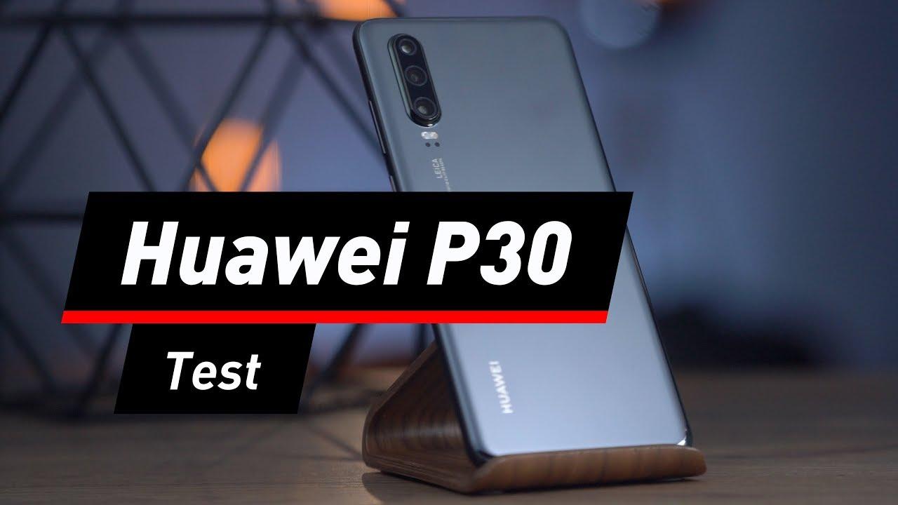 Huawei P30 im Test: Hält es mit seinem großen Bruder mit?