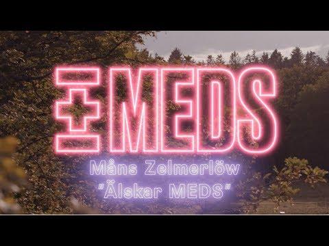 """Måns Zelmerlöw """"Älskar MEDS"""""""