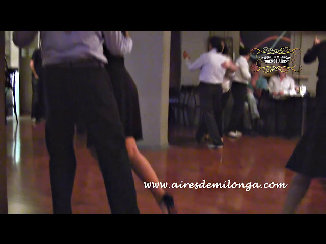 Istambul, Milongueando Kamelya y Carlos Neuman, tango en Turquia