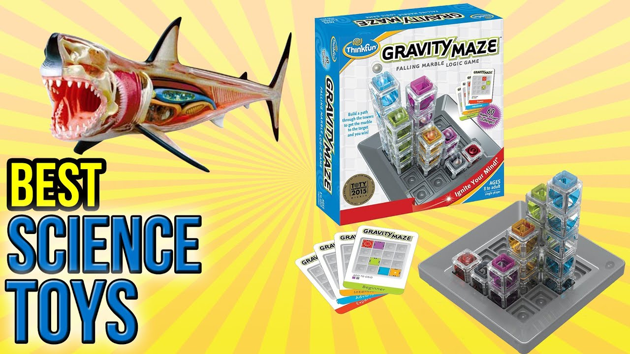 10 Best Science Toys 2016