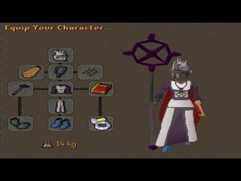 Runescapes Forgotten Pking Build