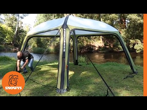 Explore Planet Earth Speedy Air Shelter 360